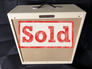 "<span class=""entry-title-primary"">Feldman Cabinet 4×10 white Tolex (2017)</span> <span class=""entry-subtitle"">sold</span>"