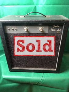 "<span class=""entry-title-primary"">Multivox ""Bass Combo Amp"" (late 60's)</span> <span class=""entry-subtitle"">sold</span>"