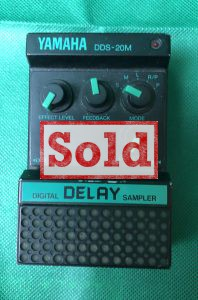 "<span class=""entry-title-primary"">Yamaha DDS-20 Digital Delay</span> <span class=""entry-subtitle"">sold</span>"