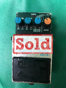 "<span class=""entry-title-primary"">Boss DD-2 Digital Delay</span> <span class=""entry-subtitle"">sold</span>"