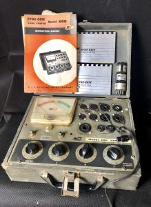 "<span class=""entry-title-primary"">Dyna-Quick Tube Tester Model 600 (1960)</span> <span class=""entry-subtitle"">250,-€</span>"