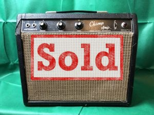 "<span class=""entry-title-primary"">Fender Champ-Amp (1965)</span> <span class=""entry-subtitle"">sold</span>"
