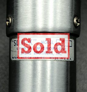 "<span class=""entry-title-primary"">Shure ""Slim-X"" Model 777</span> <span class=""entry-subtitle"">sold</span>"