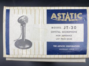 "<span class=""entry-title-primary"">Astatic JT-30  (1965)</span> <span class=""entry-subtitle"">300,-€</span>"