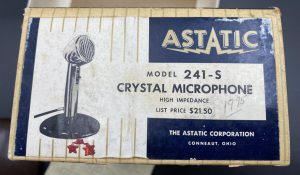 "<span class=""entry-title-primary"">Astatic 241-S (1960's)</span> <span class=""entry-subtitle"">250,-€</span>"