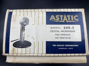 "<span class=""entry-title-primary"">Astatic 200-S (1960's)</span> <span class=""entry-subtitle"">300,-€</span>"